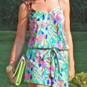 """Lilly Pulitzer """"Deanna"""" romper"""